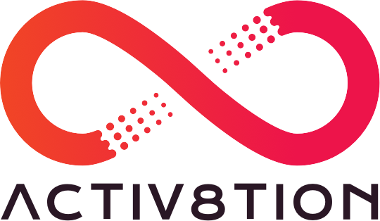 Activ8tion Logo
